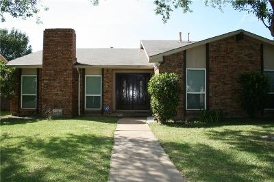 The Colony Residential Lease For Lease: 5144 Pruitt Drive