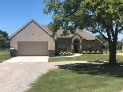 Parker County Single Family Home For Sale: 9219 Old Springtown Road