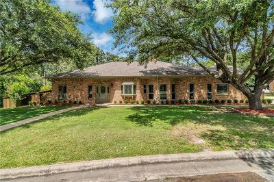 Canton TX Single Family Home Active Contingent: $303,000