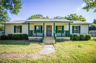Terrell Single Family Home For Sale: 701 E Brin Street