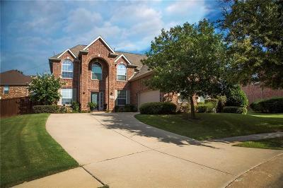 Single Family Home For Sale: 8706 Cherry Lee Lane