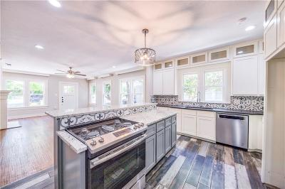 Fort Worth Single Family Home For Sale: 2021 Ashland Avenue