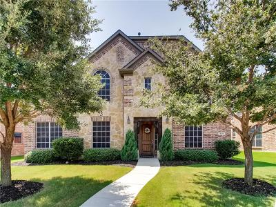 Frisco Single Family Home For Sale: 14061 Badger Creek Drive