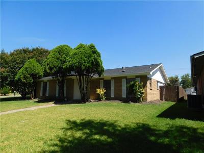 Dallas Single Family Home For Sale: 11655 McRae Road