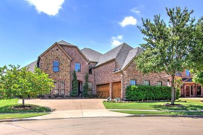 Collin County, Denton County Single Family Home For Sale: 4653 The Landings Court