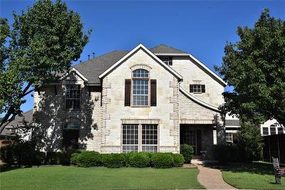 Collin County, Denton County Single Family Home For Sale: 8816 Calistoga Springs