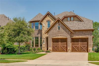 Dallas County, Denton County, Collin County, Cooke County, Grayson County, Jack County, Johnson County, Palo Pinto County, Parker County, Tarrant County, Wise County Single Family Home For Sale: 1141 Reese Way