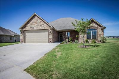 Granbury Single Family Home Active Option Contract: 2029 Clive Drive