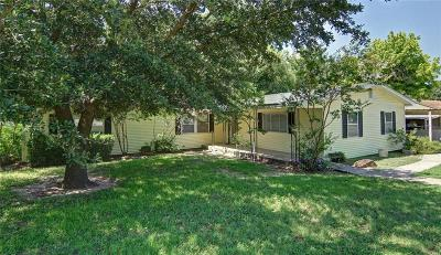 Parker County Single Family Home For Sale: 1311 Madison Street