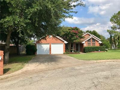 Crowley Single Family Home For Sale: 104 Strickland Drive