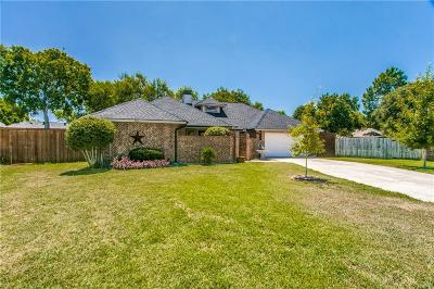 Denton County Single Family Home For Sale: 12 Tanglewood Drive
