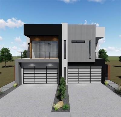 Dallas County Half Duplex For Sale: 5441 Melrose Avenue