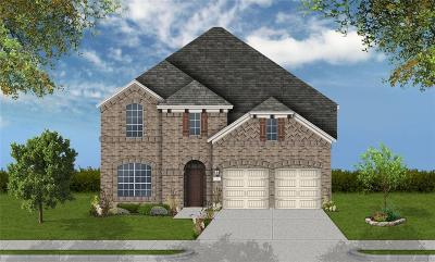 Denton County Single Family Home For Sale: 11451 Misty Ridge Drive
