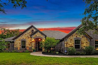 Somervell County Single Family Home Active Contingent: 2450 County Road 2027