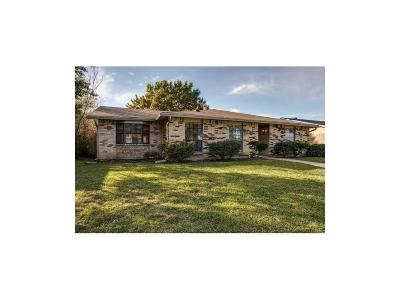 Rowlett Single Family Home For Sale: 3210 Kenwood Drive