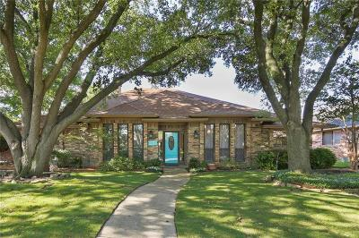 Dallas County Single Family Home For Sale: 9750 Burleson Drive