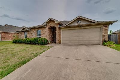 Midlothian Single Family Home For Sale: 1418 River Trail Drive