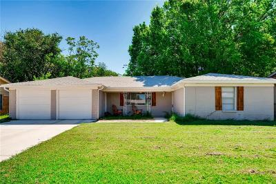 North Richland Hills Single Family Home For Sale: 3540 Reeves Street