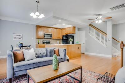 Dallas County Townhouse For Sale: 5617 Bryan Parkway #4