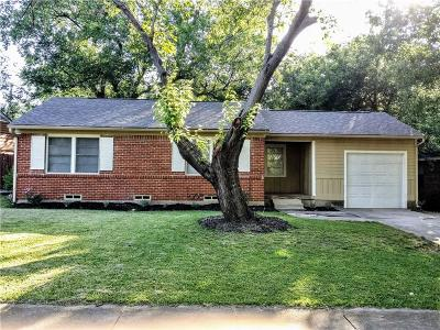 Arlington Single Family Home For Sale: 322 Overhill Drive
