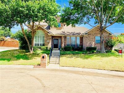 Dallas County, Denton County, Collin County, Cooke County, Grayson County, Jack County, Johnson County, Palo Pinto County, Parker County, Tarrant County, Wise County Single Family Home For Sale: 7535 Aberdon Road