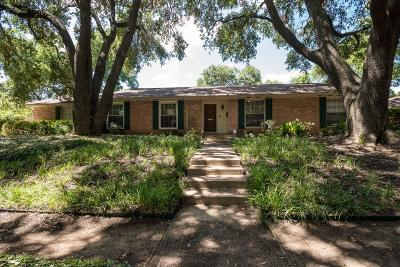 Dallas County Single Family Home For Sale: 3543 Warick Drive