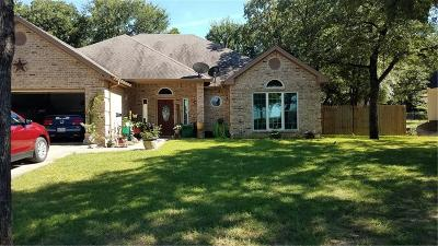 Archer County, Baylor County, Clay County, Jack County, Throckmorton County, Wichita County, Wise County Single Family Home For Sale: 1022 Shady Oaks Court