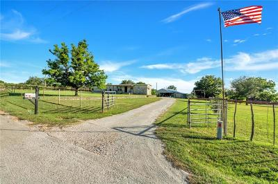 Weatherford Single Family Home For Sale: 744 Lands Way Road
