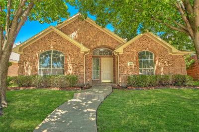 Garland Single Family Home For Sale: 1713 Mapleleaf Drive