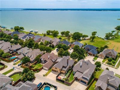 Rockwall Single Family Home For Sale: 1461 Coastal Drive