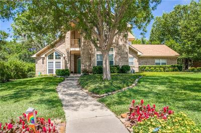 Dallas County Single Family Home For Sale: 724 Chaparral Trail