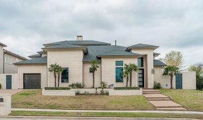 Frisco Residential Lease For Lease: 4501 Warwick Lane