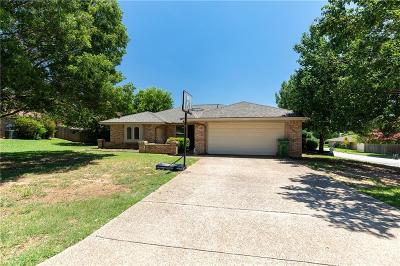 North Richland Hills Single Family Home For Sale: 6800 Fair Meadows Drive