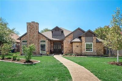 Dallas Single Family Home For Sale: 8704 Westfield Drive