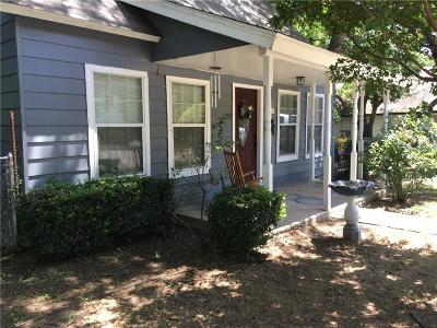 Lewisville Single Family Home For Sale: 151 W College Street