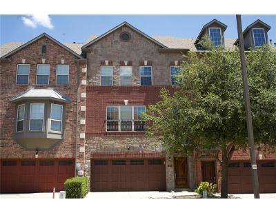Irving Townhouse For Sale: 7848 Fox Horn Drive