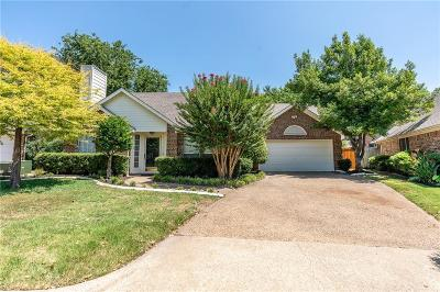 McKinney Single Family Home For Sale: 5004 Falcon Hollow Road
