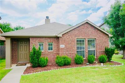 McKinney Single Family Home For Sale: 2241 Canyon Point