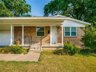 Richardson Single Family Home For Sale: 532 Westwood Drive