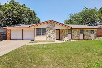 Euless Single Family Home For Sale: 1704 Windlea Drive