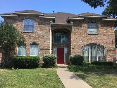 Mesquite Single Family Home For Sale: 2237 Tanglewood Street