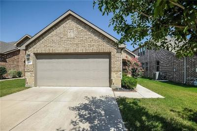 Dallas County Single Family Home For Sale: 2821 Houston Wood Drive