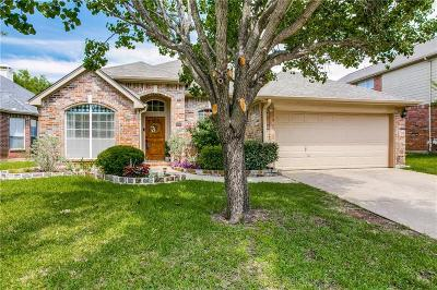 Corinth Single Family Home For Sale: 1616 Shadow Crest Drive