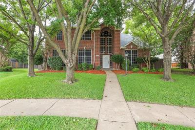 Plano Single Family Home For Sale: 1328 Greenleaf Circle