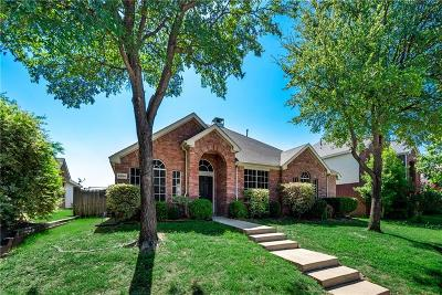 Frisco Residential Lease For Lease: 6204 Autumnwood Drive