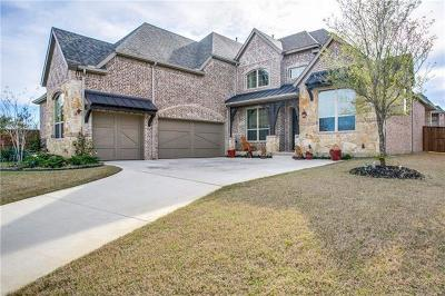 North Richland Hills Single Family Home For Sale: 7301 Kinley Court