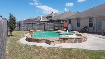 Forney Single Family Home For Sale: 101 Rambling Way