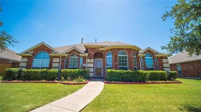 Rowlett Residential Lease For Lease: 3410 Knight Drive