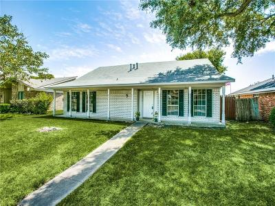 Garland Single Family Home For Sale: 5222 Pensacola Drive