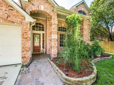 Denton County Single Family Home For Sale: 3717 Luther Lane